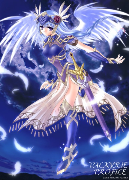Anime of Angels