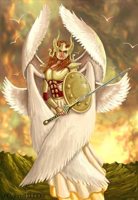 Энциклопедия мифологии - Страница 2 Seraphims_9